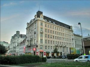 Hotel Mercure Secession